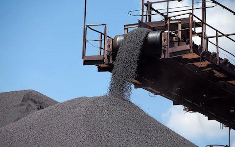 تولید آهن اسفنجی در مسیر سند چشم انداز