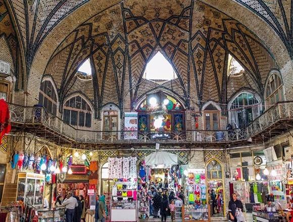 فعالیت پاساژها و بازار تهران از فردا بلامانع است