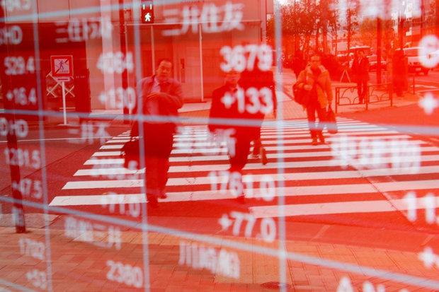 افت همه شاخصهای آسیا قیانوسیه به دنبال بیانیه فدرالرزرو
