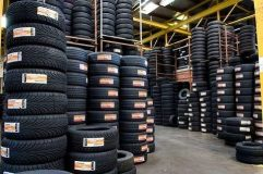 الزام واردکنندگان لاستیک به ثبت قیمت در سامانه ۱۲۴