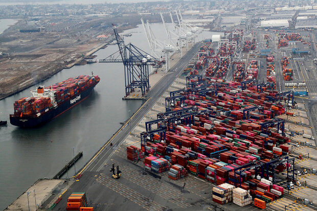 مجموع مبادلات تجاری کشور به بیش از ۱۹.۶ میلیارد دلار رسید