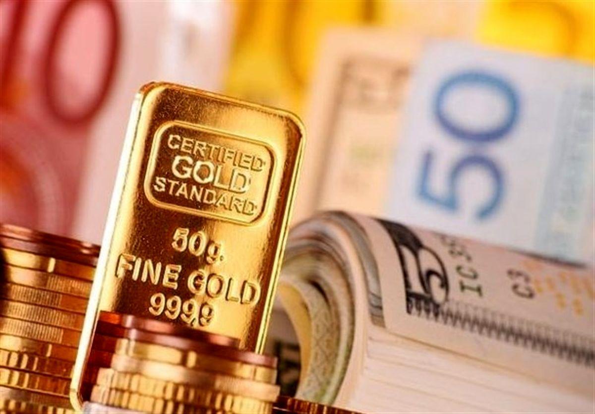 قیمت دلار، سکه و طلا امروز دوشنبه ۲۲ دی ۹۹
