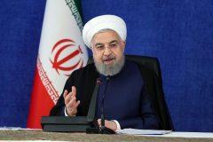 اولین واکنش روحانی به تصویب اصلاحیه بودجه ۱۴۰۰