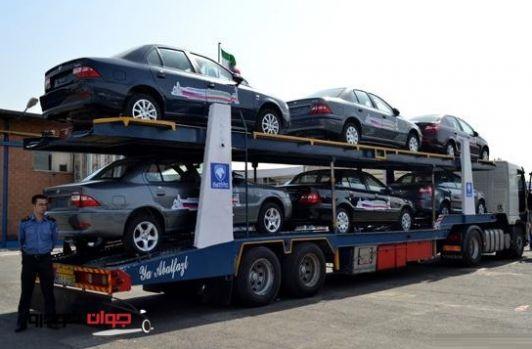 مشتری خارجی خودروهای ایران را بشناسید