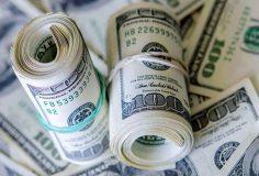 دلار باز هم پایین آمد   برای پنجمین بار در شش روز معاملاتی