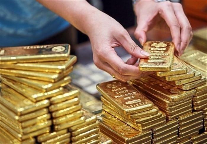طلا به پایین تر سطح قیمتی رسید