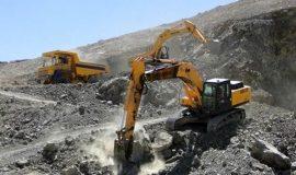 استخراج ۱۹هزار و ۳۸۹ تن ماده معدنی در فروردین
