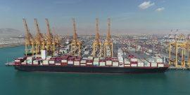 ورود ۵۸۳ فروند شناور به بزرگترین بندر کشور در ۶۰ روز/صادرات ۱٫۷ میلیون تن فرآورده نفتی