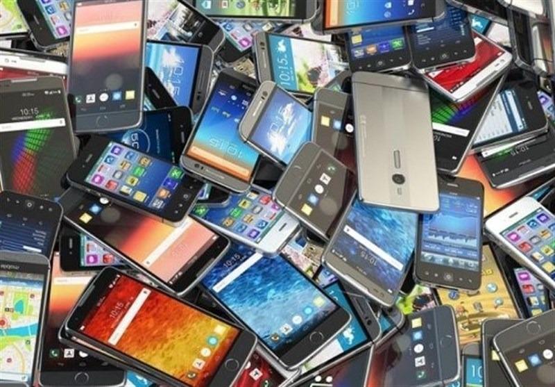 واردات هفت میلیون و ۸۰۰ هزار تلفنهمراه در ۸ ماه