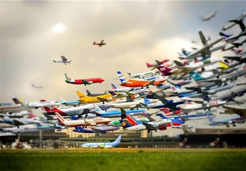 افزایش ۶۶ درصدی تاخیرات پروازی ایرلاینهای داخلی