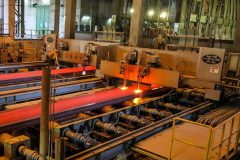 تولید شمش فولاد از مرز ۹.۹ میلیون تن گذشت