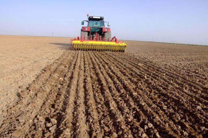 ۵۱۰ هکتار از زمینهای زارعی کرمانشاه زیرکشت پاییزه میرود