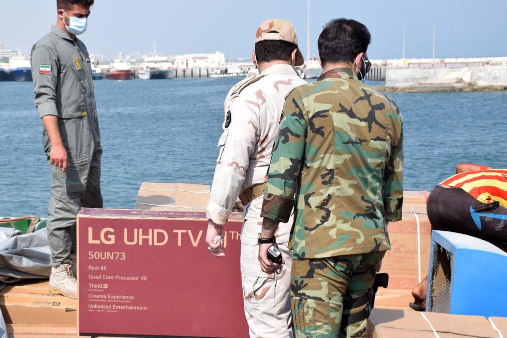افزون بر ۳۳ میلیارد تومان کالای قاچاق در استان بوشهر کشف شد