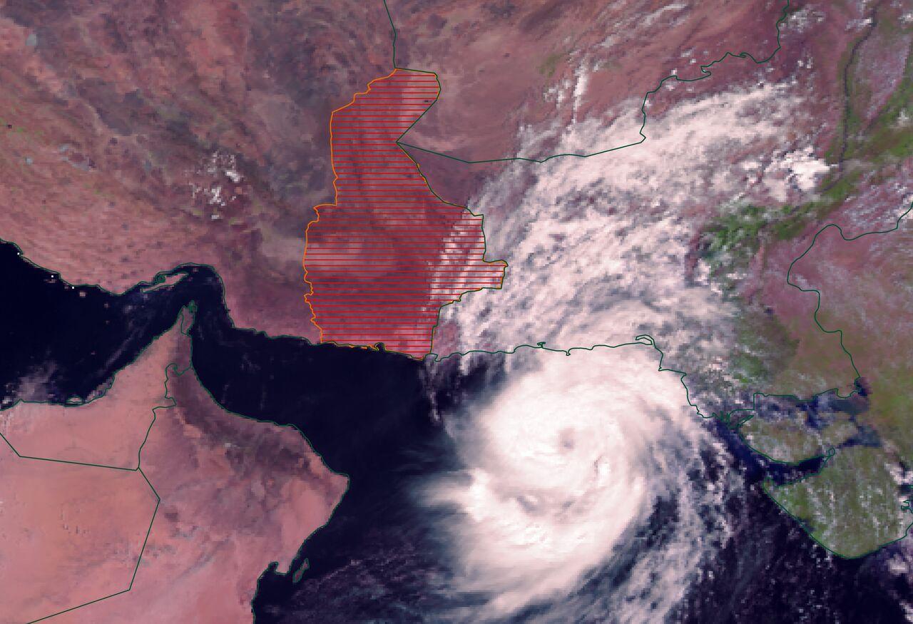 معاون سازمان شیلات: دریاروی شناورهای صیادی به علت وقوع طوفان «شاهین» ممنوع شد