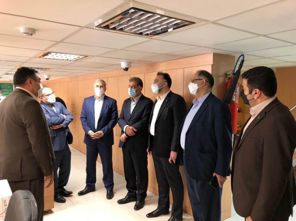 در سفر به خوزستان مطرح شد؛ بانک مهر ایران فراتر از استانداردهای بینالمللی عمل کرده است