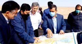عملیات اجرایی ساخت پنج کیلومتر از بزرگراه زابل- زاهدان به پایان رسید