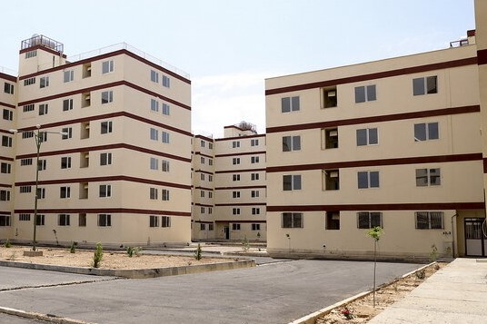 ٢ هزار و ۵٠ واحد از مسکن مهر شاهرود نیمهتمام است