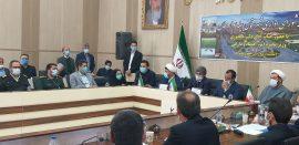 وزیر اقتصاد و دارایی طرحهای اقتصادی بیلهسوار مغان را بررسی کرد