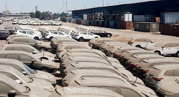خودروهای دپویی به ترخیص نزدیک شدند