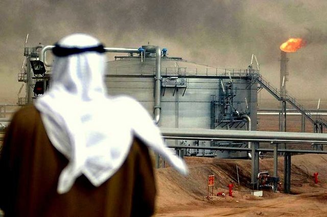 رشد قیمت نفت خام با حمله به تاسیسات نفتی عربستان