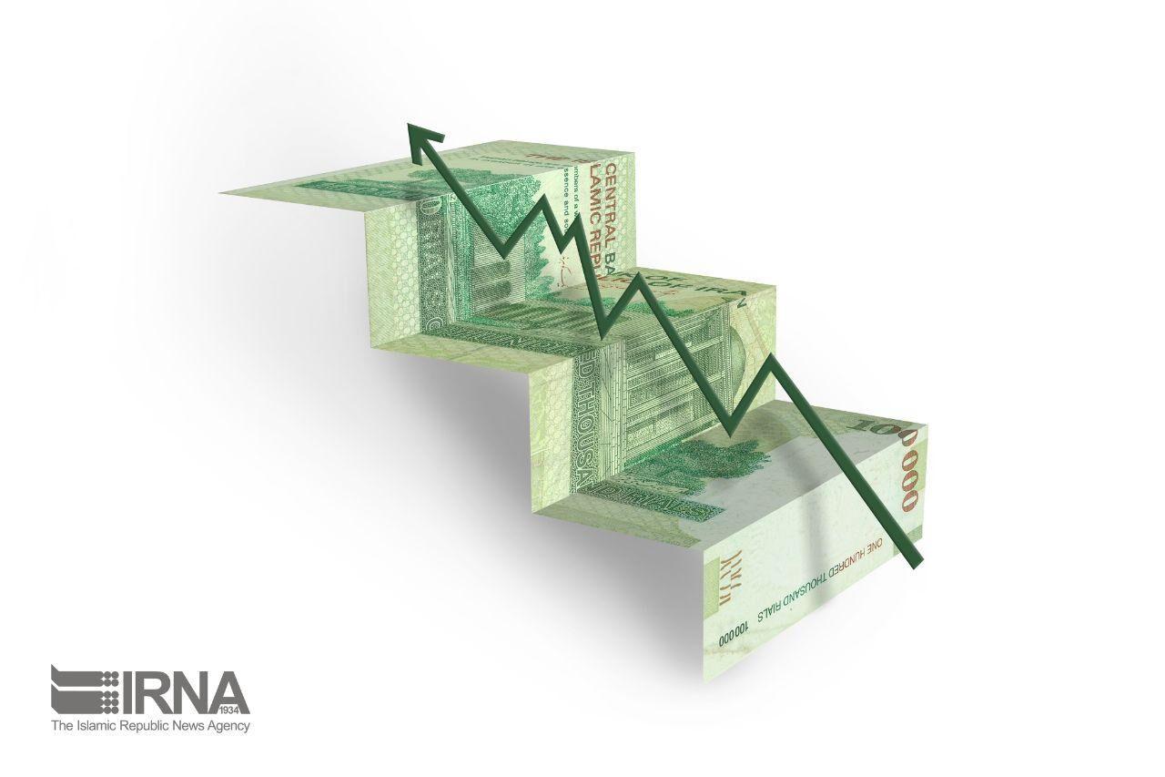 تورم نقطهای شهریور ۶.۶ واحد درصد کاهش یافت