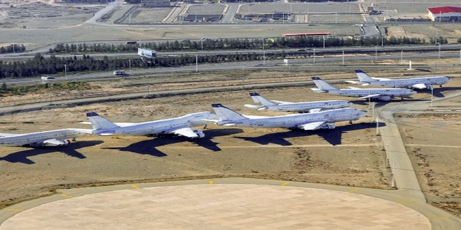 ورود ۸ هواپیمای مسافری به کشور