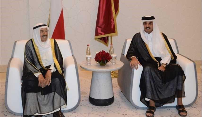 قطر قرارداد ۱۵ ساله فروش گاز به کویت امضا کرد