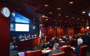 دوازدهمین نشست هیات نمایندگان اتاق تهران – دوره نهم